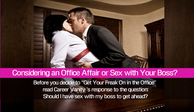 office politics, office affair