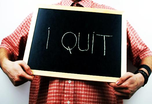 employee to freelancer quit my job
